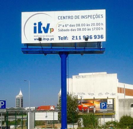 Monoposte ITV