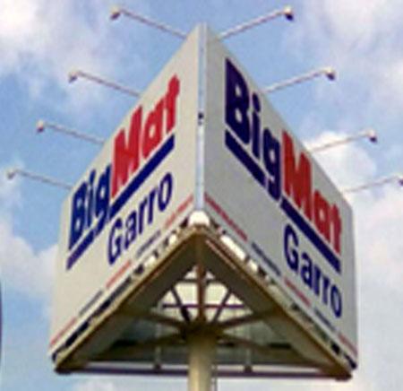 Monoposte Bigmart