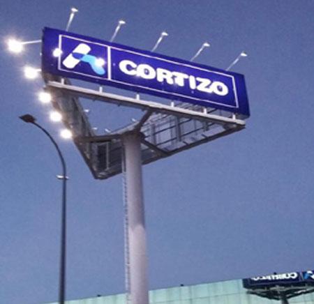 Monoposte Cortizo