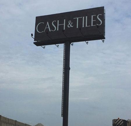 Monoposte Cash